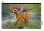 Disney Floral Bambi Carry-all Pouch