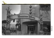 Disneyland Downtown Disney Signage 03 Bw Carry-all Pouch