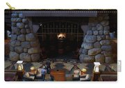 Disneyland Grand Californian Hotel Fireplace 02 Carry-all Pouch