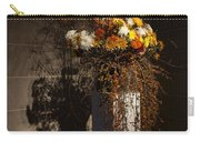 Displaying Mother Nature's Autumn Abundance Of Flowers And Colors Carry-all Pouch