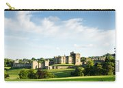 Distant Alnwick Castle Carry-all Pouch