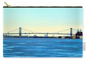 Distant Bridges Carry-all Pouch