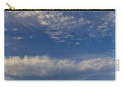 Distant Clouds Carry-all Pouch