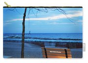 Distant Lighthouse Carry-all Pouch