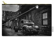 Distillery District Toronto Mono Carry-all Pouch