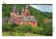 Distinctive Red Sandstone Buildings Carry-all Pouch
