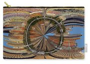Distorted Lower Manhattan Carry-all Pouch
