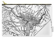 District Of Columbia, 1801 Carry-all Pouch