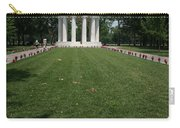 District Of Columbia War Memorial Carry-all Pouch