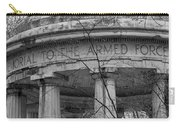 District Of Columbia World War I Memorial Carry-all Pouch