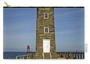 Disused East Pier Lighthouse - Whitby Carry-all Pouch