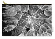 Ditch Lace Bw Carry-all Pouch