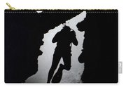 Diver Silhouette  Carry-all Pouch