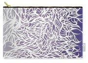 Divergant Purple Carry-all Pouch