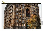 Divine Lorraine Hotel In Philadelphia Carry-all Pouch