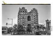 Divine Lorraine In Pain - Black And White Carry-all Pouch