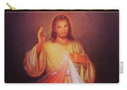 Divine Mercy Big File Carry-all Pouch