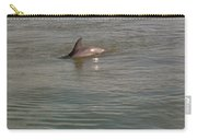 Diving Dolphin Carry-all Pouch