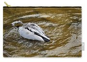 Diving Duck Carry-all Pouch by Kaye Menner
