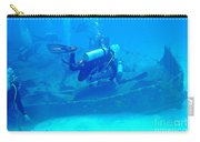 Diving The James Bond Movie Wreaks Carry-all Pouch
