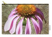 Divinity Gold - Echinacea Carry-all Pouch