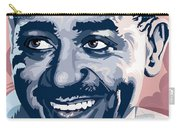 Dizzy Gillespie Portrait Carry-all Pouch