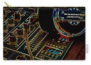 Dj At Night Carry-all Pouch