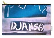 Django Once Upon A Time Carry-all Pouch