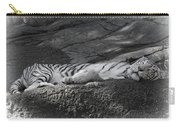 Do Not Disturb Carry-all Pouch by Joan Carroll