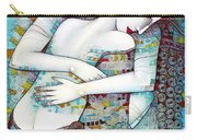 Do Not Leave Me Carry-all Pouch by Albena Vatcheva