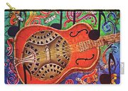 Dobro-slide Guitar-2 Carry-all Pouch