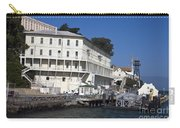 Dock At Alcatraz Island Carry-all Pouch