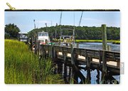 Docked At Calabash Carry-all Pouch