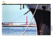 Docked In San Francisco Bay Carry-all Pouch