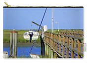 Docked On The Bay Carry-all Pouch