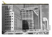 Docklands London Mono Carry-all Pouch