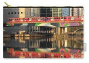 Docklands Railway London Carry-all Pouch