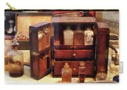 Doctor - Case With Medicine Bottles Carry-all Pouch