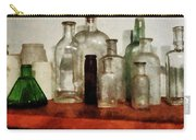 Doctor - Medicine Bottles Tall And Short Carry-all Pouch