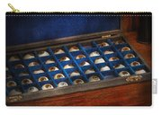 Doctor - Optometrist - I've Always Had Eyes For You Carry-all Pouch by Mike Savad