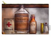 Doctor - Pharmacueticals  Carry-all Pouch by Mike Savad