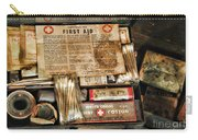 Doctor - The First Aid Kit Carry-all Pouch