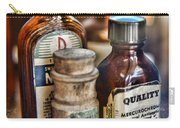 Doctor The Mercurochrome Bottle Carry-all Pouch by Paul Ward