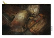 Doctor - Wwii Emergency Med Kit Carry-all Pouch by Mike Savad