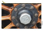 Dodge Brothers Hubcap And Spokes Carry-all Pouch