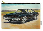 Dodge Charger Rt 1970 Carry-all Pouch