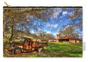 Dodge Dump Truck Farm Barn Scene Carry-all Pouch