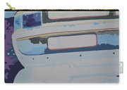 Dodge Ram Negative  Carry-all Pouch