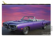 Dodge Rt Purple Sunset Carry-all Pouch