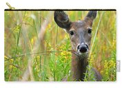 Doe In Morning Dew Carry-all Pouch